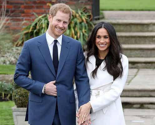 英ヘンリー王子とメーガン・マークルの結婚式の日程が決定!