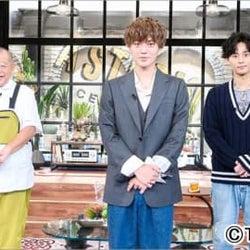 キンプリ・永瀬廉が「A-Studio+」に初登場。極秘取材を受けた玉森裕太に藤ヶ谷太輔がびっくり!