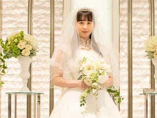 早見あかり、ウェディングドレス姿披露 「ラーメン大好き小泉さん2019春SP」豪華ゲストも発表