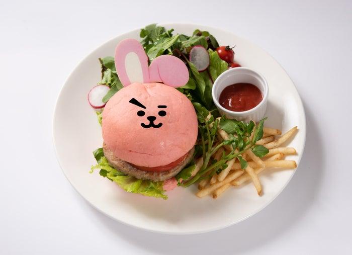 COOKYのハンバーガー¥ 1,790(税抜)/画像提供:レッグス