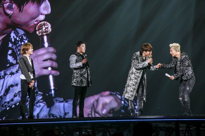 BIGBANG(提供写真)