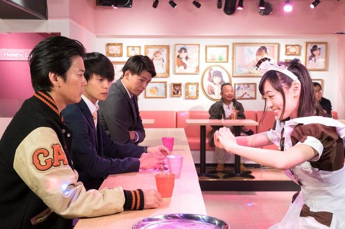 「レンタル救世主」の福原遥が「ラストコップ」に出演 (C)日本テレビ