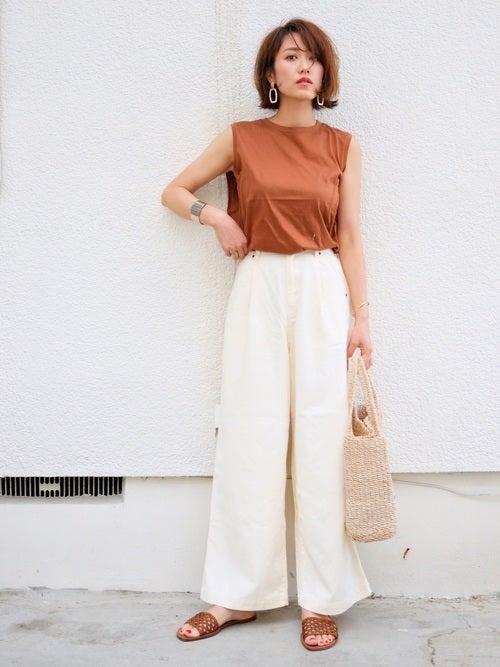 56955bd3c9e 《最高気温29度》の日はこんな服装がベスト!春夏・秋別おすすめレディースコーデまとめ♡ - モデルプレス