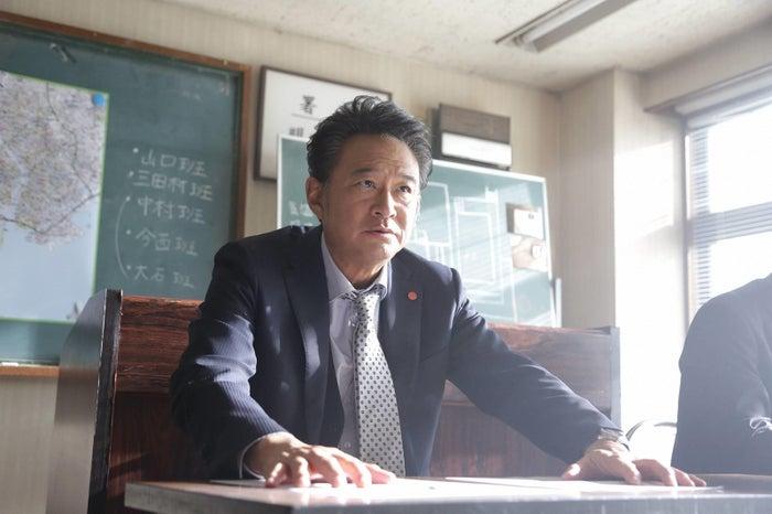 船越英一郎/「トレース~科捜研の男~」第2話より(C)フジテレビ