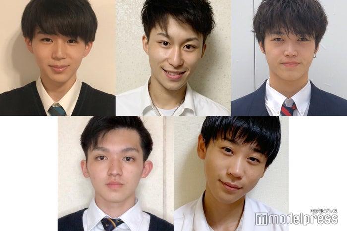 「男子高生ミスターコン2020」九州・沖縄エリア、暫定上位5人