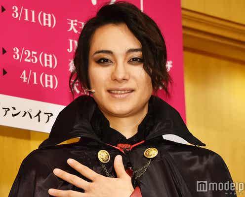 A.B.C-Z戸塚祥太、7キロ減量もリバウンド 「ジャニーズ事務所にいるのに」歌に苦戦も<恋するヴァンパイア>