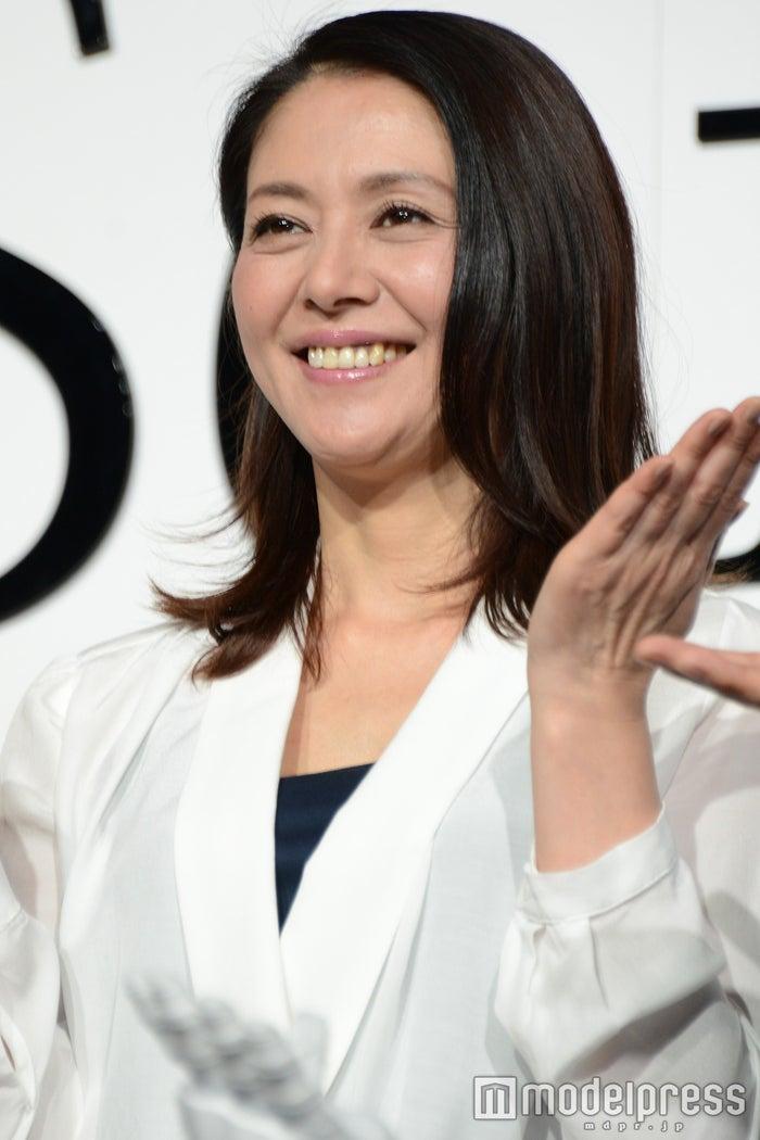 小泉今日子(C)モデルプレス