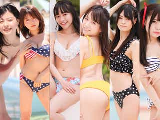 ロリ巨乳、Fカップなど水着美女が40人以上… 眼福すぎる「プール撮影会」が最高だった