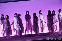 イベントの様子/欅坂46 (C)モデルプレス