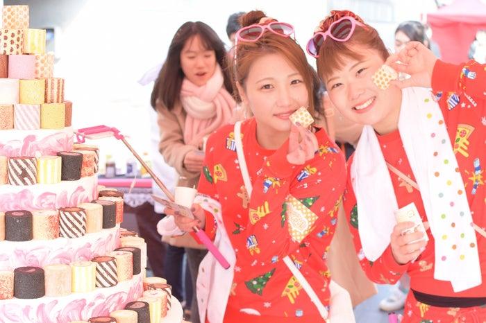 給チョコ所が充実!「チョコラン」横浜赤レンガ倉庫で開催/画像提供:スポーツワン