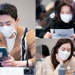 「賢い医師生活2」チョ・ジョンソク&ユ・ヨンソクなどの台本読み合わせ現場公開