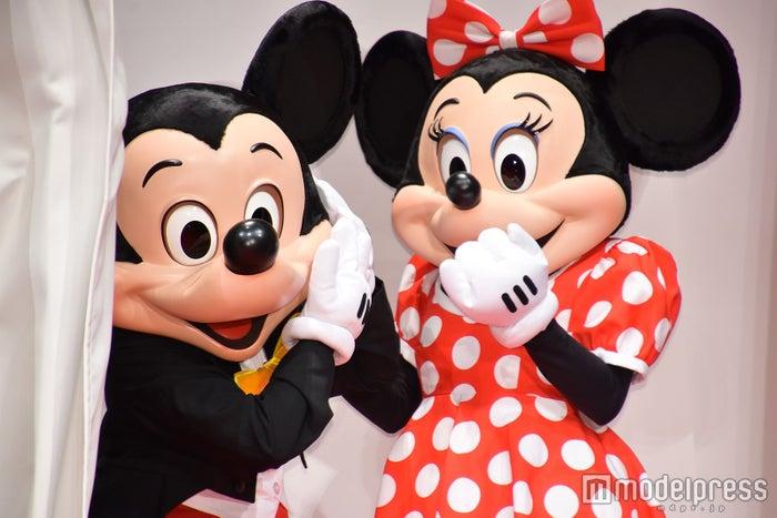 ミニーマウス、ミニーマウス (C)モデルプレス