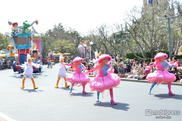 ピンクのクラゲとペリカンダンサー/ハピネス・イズ・ヒア