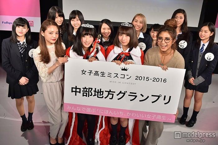 『全国女子高生ミスコン2015』中部地方予選ファイナリスト