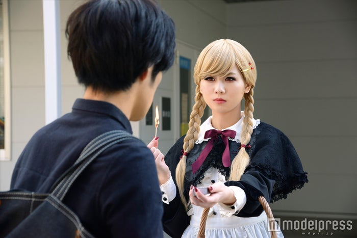 映画『燐寸少女 マッチショウジョ』より場面カット(C)2016 映画「燐寸少女 マッチショウジョ」製作委員会