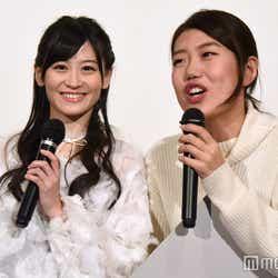 上西恵、横澤夏子 (C)モデルプレス