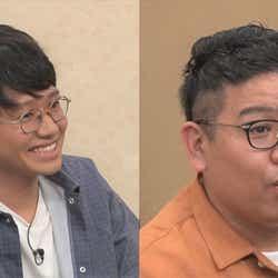 (左から)亜生、昴生/ミキ(C)フジテレビ