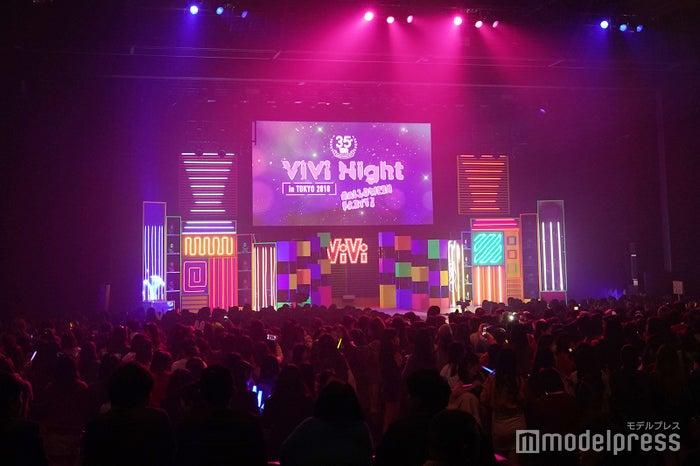 「ViVi Night in TOKYO 2018 HALLOWEEN PARTY」内観 (C)モデルプレス