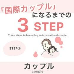 【恋愛漫画:第1話】英語も学べる!日米カップルの国際恋愛マンガ