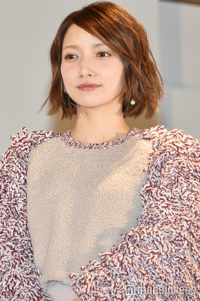第2子出産を発表した後藤真希 (C)モデルプレス