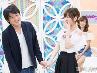 恵比寿★マスカッツ・夏目花実、フルポン村上と急展開「好きになっちゃった?」