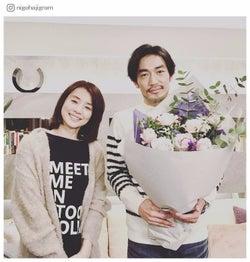 「逃げ恥」石田ゆり子&大谷亮平の2ショットに「百合ちゃんと風見さんの恋はどうなるの?」「お似合いカップル」の声