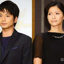 モデルプレス - 向井理&榮倉奈々、初の夫婦役で互いを称賛「お茶目」「頼もしい」 高身長カップルに注目