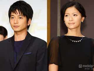 向井理&榮倉奈々、初の夫婦役で互いを称賛「お茶目」「頼もしい」 高身長カップルに注目