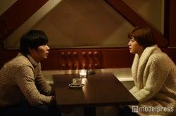 田中圭、上野樹里/「家族ノカタチ」第9話より/画像提供:TBS