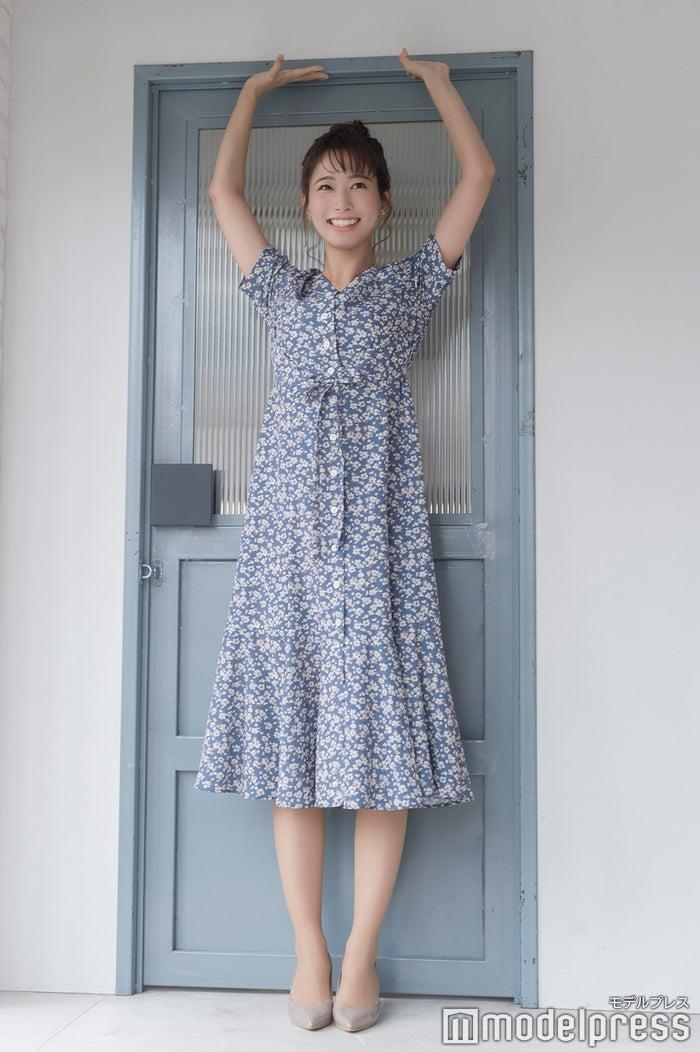 海老原優香アナウンサー(C)モデルプレス
