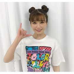 """モデルプレス - AAA宇野実彩子""""クマだんごヘア""""に「たまらない可愛さ」「似合ってる」と絶賛の声"""