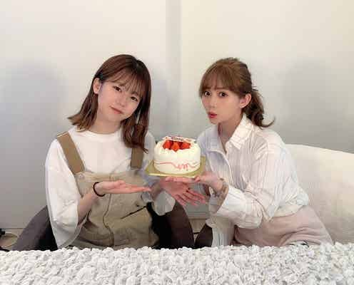 川口葵、MACOの誕生日にサプライズ登場 MV出演の約束も