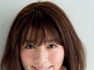 岡本杏理、「non-no」専属モデルに加入 髪50cmバッサリで新たな決意