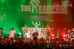 """EXILE TRIBE新グループ「THE RAMPAGE」、""""CLUB EXILE""""で武者修行の成果を披露"""