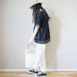 黒髪でも似合う! おしゃれなキャップ&重見えしがちな黒コーデの着こなし集14選