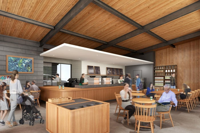 スターバックス コーヒー 狭山市入間川にこにこテラス店/画像提供:スターバックス コーヒー ジャパン