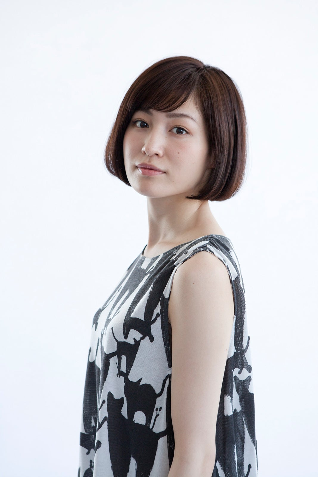 洋服が素敵な平田薫さん