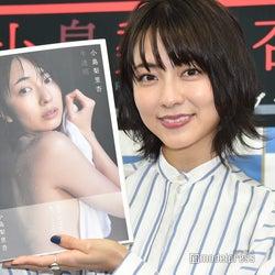 小島梨里杏、S字ラインに自信「いい反りしていました」SEXYな姿も公開
