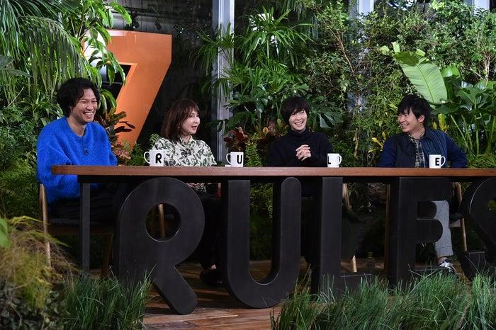 スタジオの様子/16日放送「セブンルール」より(画像提供:関西テレビ)