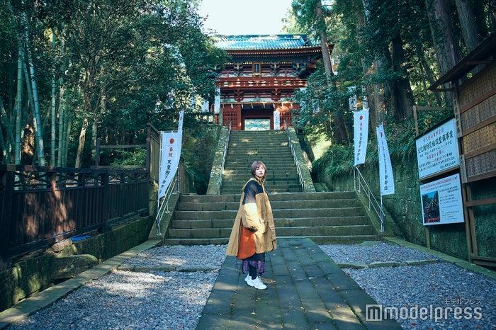 旅好き女子・ひなんちゅと静岡へ(C)モデルプレス