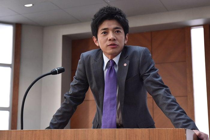 和田正人/「Missデビル 人事の悪魔・椿眞子」第1話より(C)日本テレビ