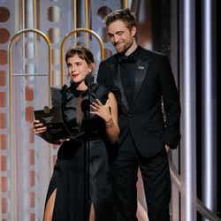 エマ・ワトソン、ロバート・パティンソン/photo:Getty Images