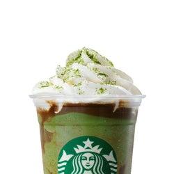 SHIMANE「島根 クリーミー 抹茶 コーヒー ご縁 フラペチーノ」/画像提供:スターバックス コーヒー ジャパン