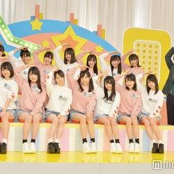 AKB48チーム8、地上波初冠番組は一発本番勝負 オードリーからバラエティの洗礼「僕らも探り探り」<初回収録密着>