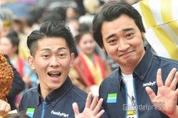 ジャングルポケット・太田博久、斉藤慎二 (C)モデルプレス