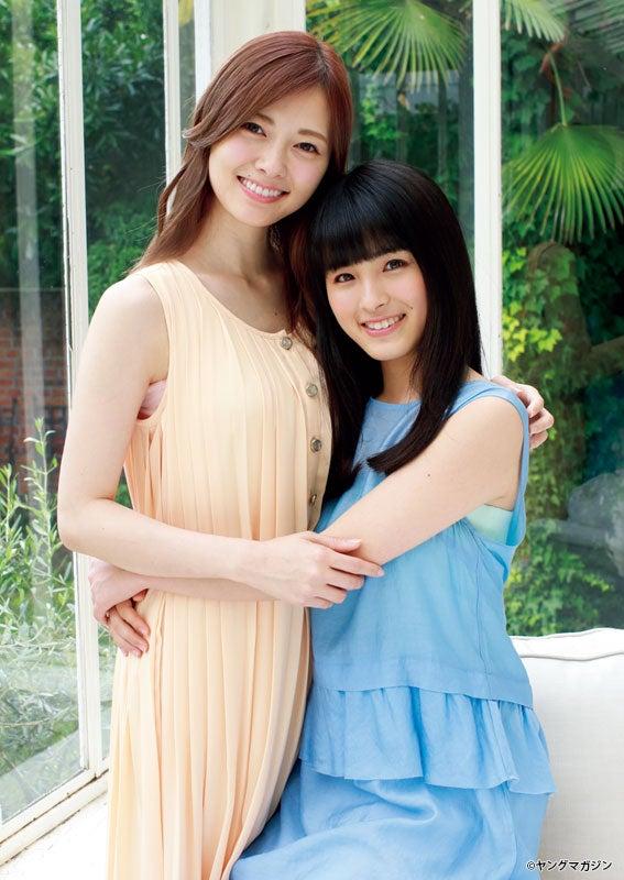 乃木坂46白石麻衣&大園桃子が姉妹のような仲良しぶり 2人だけの夏休み満喫
