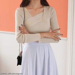 【DHOLIC】着るだけで即今っぽ!春まで使える高見えアイテム4選