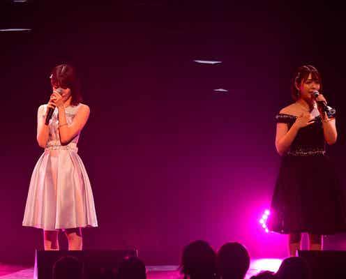 宮脇咲良、村重杏奈と号泣の「思い出のほとんど」歌唱<HKT48TDCコンサート>