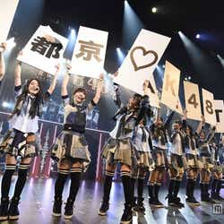 会場と一体化し、大盛況 AKB48全国ツアー2014「あなたがいてくれるから。~残り27都道府県で会いましょう~」/(C)AKS