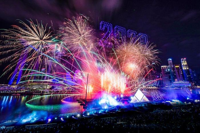 STAR ISLAND SINGAPORE COUNTDOWN EDITION 2019-2020/画像提供:エイベックス